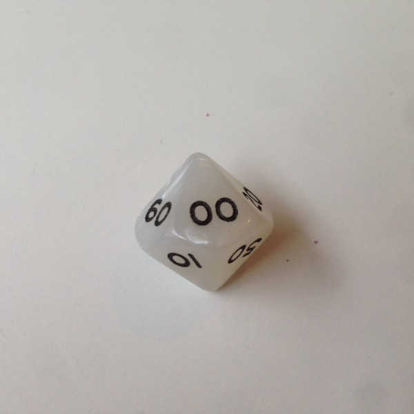D100 A Combination Of Two Ten Sided Dice Known As