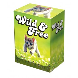 Legion Deck Box Kitten - Wild & Free