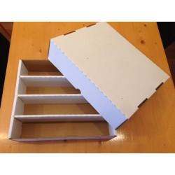 Storage Box - high capacity - 4000 cards