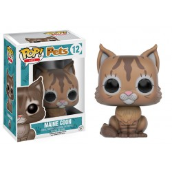 Maine Coon Funko Pop Pets Cats Maine Coon 12