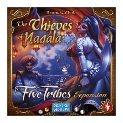 Five Tribes - Les Voleurs de Naqala Extension 2 (Multi)