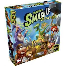 Smash Up Munchkin (FR)