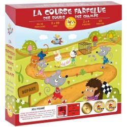 La Course Farfelue Des Souris Des Champs (FR)