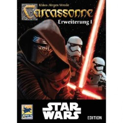 Carcassonne Star Wars : Extension 1 (Multi)