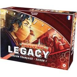 Pandemic Legacy Saison 1 Boîte Rouge (FR)