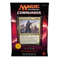 Commander 2016 Open Hostility - Saskia the Unyielding (EN)