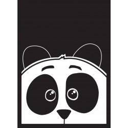 Legion - 50 Protège-cartes Standard - Panda