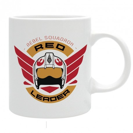 Mug Star Wars Rogue One Red Squadron (320ml)
