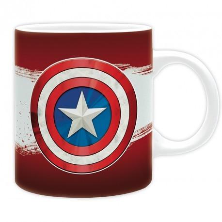 Mug Marvel Captain America (320ml)