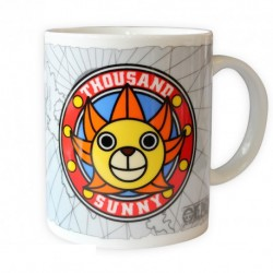 Mug One Piece Thousand Sunny (320ml)