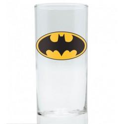 Glass DC Comics Batman Emblem