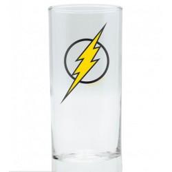 Glass DC Comics Flash Emblem