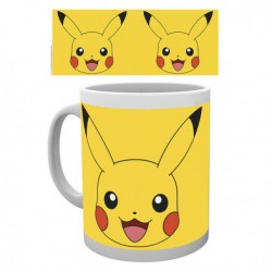 Mug Pokémon Pikachu Face (300ml)
