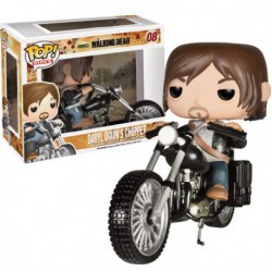 Darryl Dixon on Chopper Funko Pop Rides The Walking Dead Darryl Dixon on Chopper 08