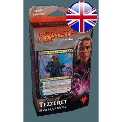 Planeswalker Deck Aether Revolt 2 Tezzeret, Master of Metal (EN)
