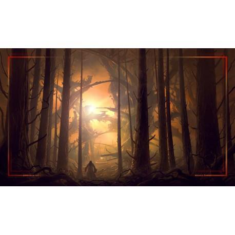 John Avon Art - Tapis de Jeu - Megalis Forest