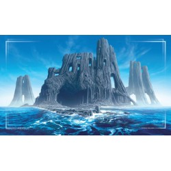 John Avon Art Play Mat Farway Island