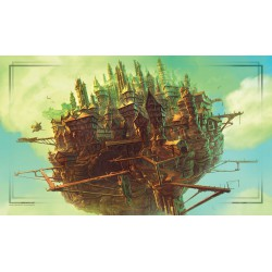 John Avon Art Play Mat Trundle's Quest