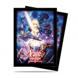Fate/Stay Night Collection II - Servants Ultra Pro Standard Sleeves (x50)