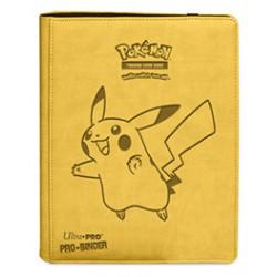 9-Pocket Portfolio Premium Pro-Binder Ultra Pro - Pikachu