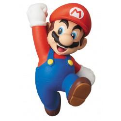 Mario - Nintendo mini figurine Medicom UDF série 1 Mario (New Super Mario Bros. Wii) 6 cm
