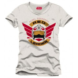 T-shirt Star Wars Rogue One Red Leader