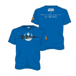 T-shirt Star Wars Rogue One Squadron Leader