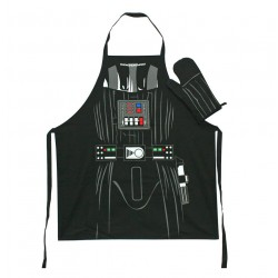 Tablier avec Gant Star Wars Darth Vader