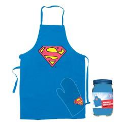Tablier avec Gant Logo Superman