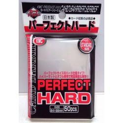 Pochettes KMC Perfect Hard (x50)