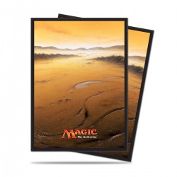 Mana 5 Plains by John Avon Ultra Pro Standard Sleeves (x80)