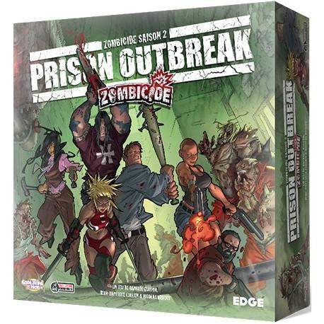 Zombicide: Prison Outbreak Saison 2 (FR)