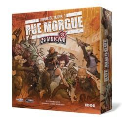 Zombicide - Rue Morgue - Saison 3 (FR)