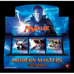 Boite de Boosters Modern Masters 2017