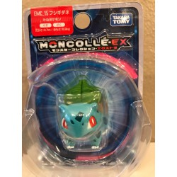 Bulbizarre - Figurines Pokémon Monster Collection Bulbizarre MC.002