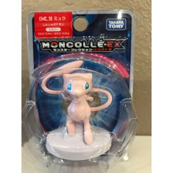 Mew - Figurines Pokémon Monster Collection Mew MC.028