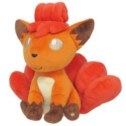 Goupix Peluche Pokémon (18cm)