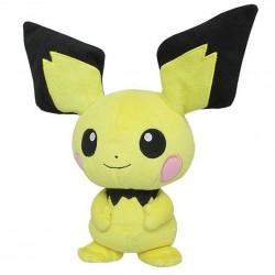 Pichu Peluche Pokémon (18cm)