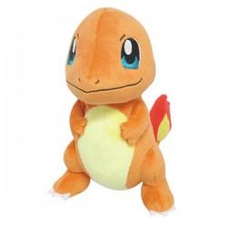Salamèche Peluche Pokémon (18cm)