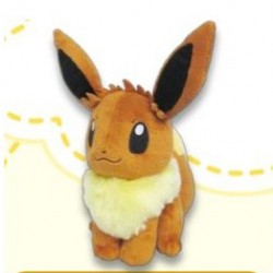 Peluche Evoli Pokémon (18cm)