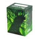 Ultimate Guard Basic Deck Case 80+ Lands Edition Forêt