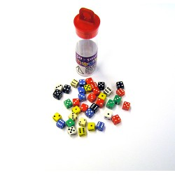 Koplow - 5mm Little Guys in Tube (30 Dice)