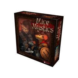 Mice and Mystics Board Game - EN