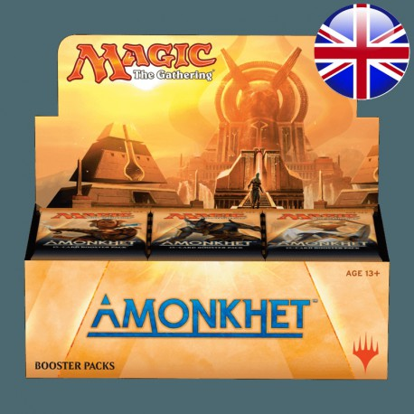 Boîte de Boosters Amonkhet (EN)