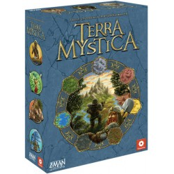 Terra Mystica Board Game - Multi Langues