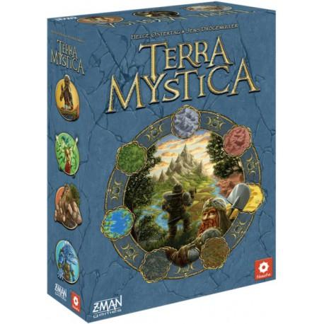 Terra Mystica Board Game - Multi Language