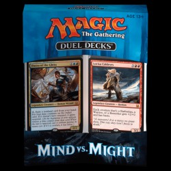 Duel Decks : Mind vs Might (EN)