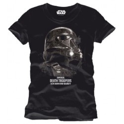 T-shirt Star Wars Rogue One Death Troopers Profile