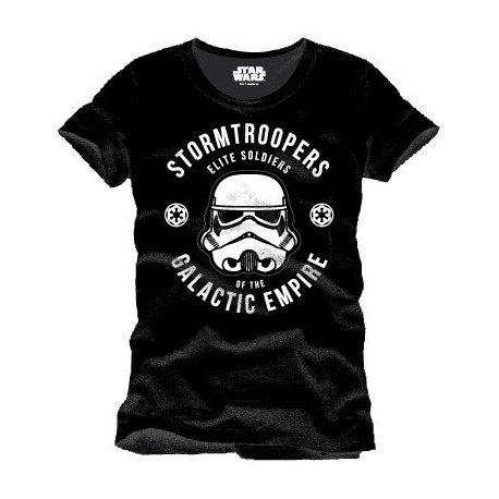 Star Wars Rogue One T-Shirt Stormtrooper Of The Galactic Empire