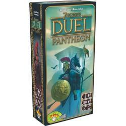 7 Wonders Duel : Panthéon (FR)